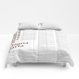 Magna Carta Comforters