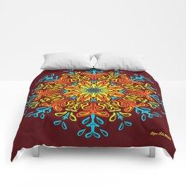 Gracias a la Vida (Vino) Comforters