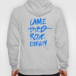 #JESUS2019 - Came Died Rose Eternity (blue) Hoody