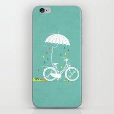 I want to ride my bike ! iPhone & iPod Skin
