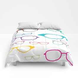 Glasses for All Comforters