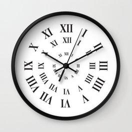roman numerals Wall Clock