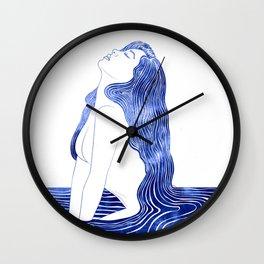 Nereid XXIII Wall Clock