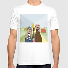 Nuts in May (West Country Gothic) T-shirt
