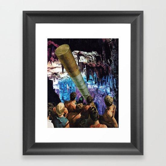 #surreal  Framed Art Print