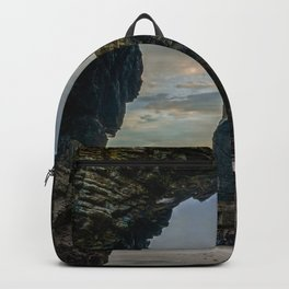 The Arches at Cathedral Beach Backpack