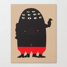 Crunchy Canvas Print