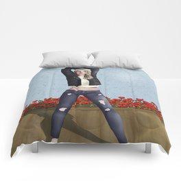 Lyric Comforters