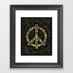 Primary Objective Framed Art Print