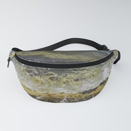 Mediterranean Glass - (Pafos, Cyprus) Fanny Pack
