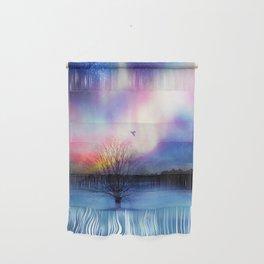 Aurora Boreal Wall Hanging