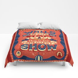 The Greatest Show Comforters