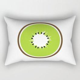 Slice of Kiwi Rectangular Pillow
