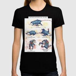 Opossum Survival Guide T-shirt