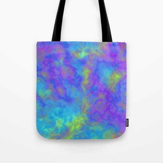 Psychedelic Mushrooms Effects Tote Bag