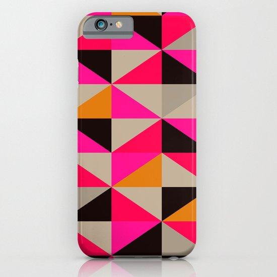 colour + pattern 5 iPhone & iPod Case
