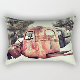 old trucks Rectangular Pillow