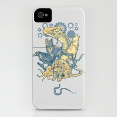 Shadow Moses iPhone (4, 4s) Slim Case