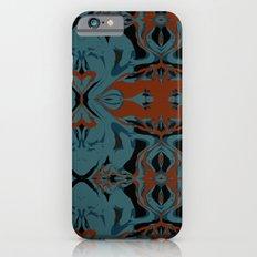Pattern AM01 Green Slim Case iPhone 6s