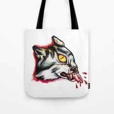 Cyclopes wolf  Tote Bag