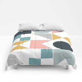 Modern Geometric 08 Comforters