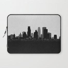 City Skylines: Minneapolis Laptop Sleeve
