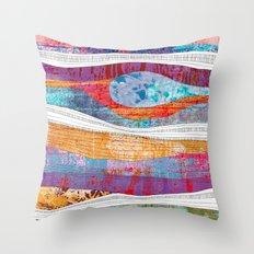 sotterraneo Throw Pillow
