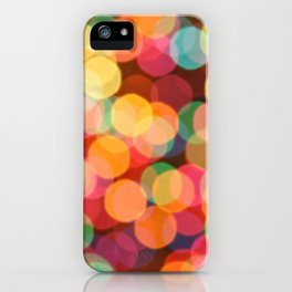 Bokehful iPhone Case