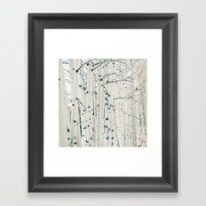 Aspen I Framed Art Print