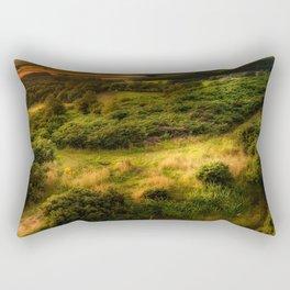 Natures Mirror Rectangular Pillow