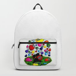 happy inspirations 6 choose love Backpack