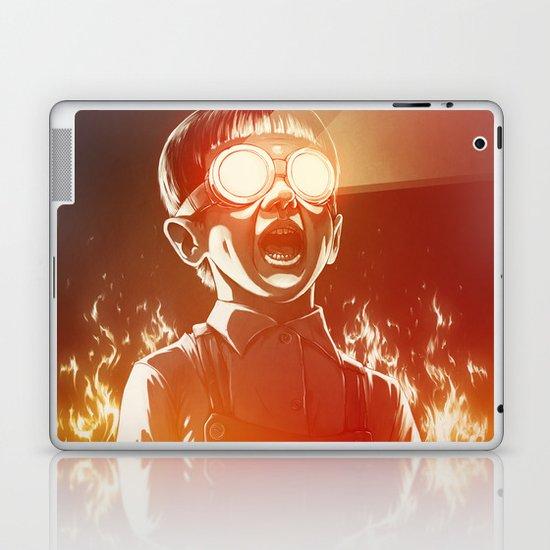 FIREEE! Laptop & iPad Skin