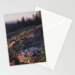 Wildflowers at Dawn - Nature Photography Stationery Cards