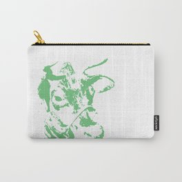 Follow the Green Herd #778 Carry-All Pouch