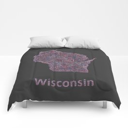Wisconsin Comforters