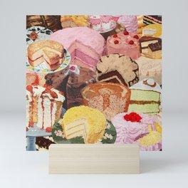 The Icing on the Cake(s) Mini Art Print