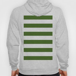 Simply Stripes in Jungle Green Hoody