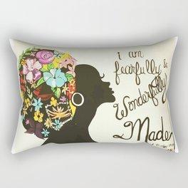 Divine Disovery Rectangular Pillow