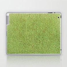 Phlegm Green Shag Pile Carpet Laptop & iPad Skin