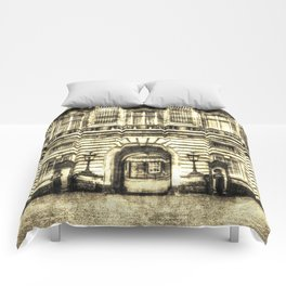 Buckingham Palace London Vintage Comforters