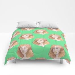 GINGER GIRL Comforters