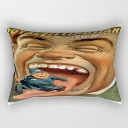 Vintage poster - Royal Lilliputians Rectangular Pillow
