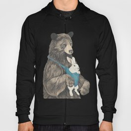 the bear au pair Hoody