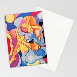 AbstractGods Stationery Cards