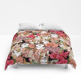 Because Corgi Comforters