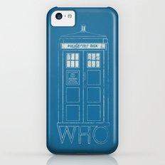 Doctor WHO iPhone 5c Slim Case