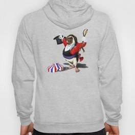 Itching to Perform (Colour) Hoody