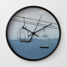 Lonely Together Apart Wall Clock