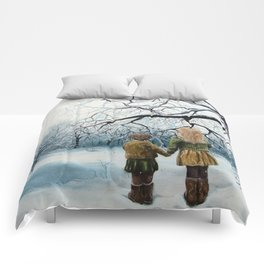 The Sisters Comforters