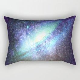 Planetary Nebula - Spiral Constellation Rectangular Pillow